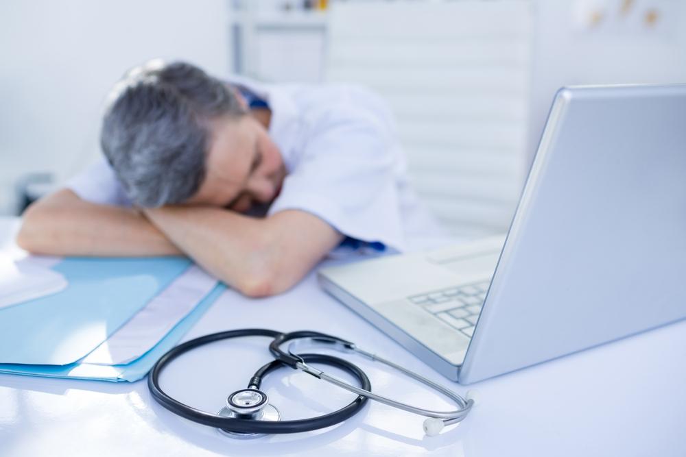 Prevalencija burnout sindroma kod liječnika obiteljske medicine